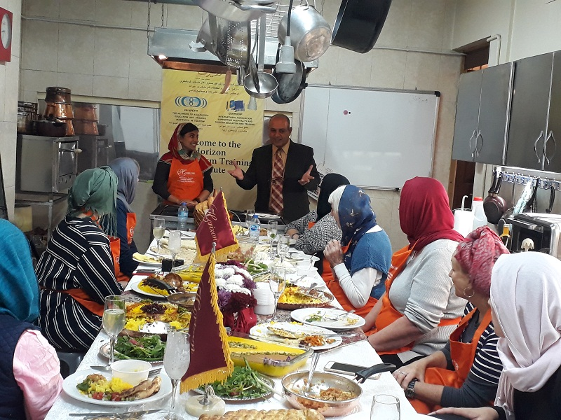 Horizon International Institute`s Horizon Chef Academy the executor of short term courses and class for foreign guest & Tourists.